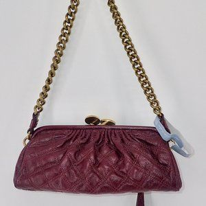 Marc Jacobs Bags - Vtg Marc Jacobs Mini Purse with Gold Chain Strap